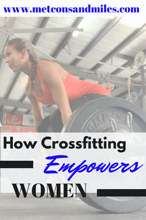 How CrossFit Empowers Women
