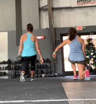 How CrossFit Empowers Women - working out with women