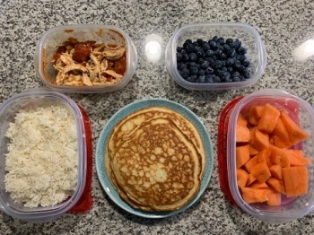 crossfit and running - nutrition