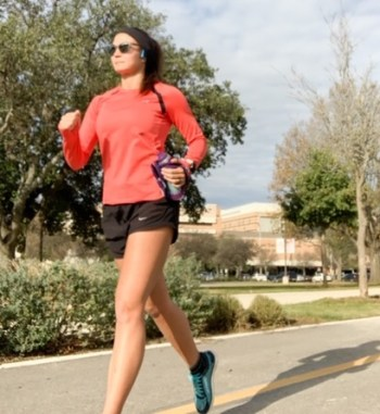 crossfit and running - tempo running