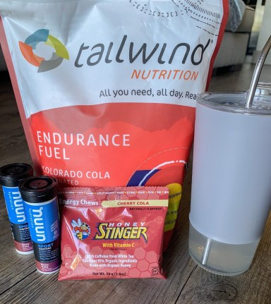 long run fueling - running fuel - running gels - what to eat for a long run