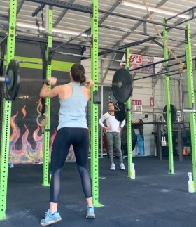 pregnancy announcement, 16 weeks pregnant, fit pregnancy, healthy pregnancy, running while pregnant, running during first trimester, running during pregnancy, prenatal running, can i run while pregnant, crossfitting while pregnant, crossfitting during first trimester, is crossfit safe while pregnant