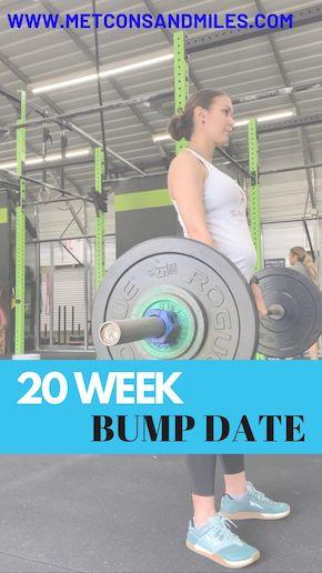 20 Week Bump Date