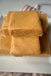 Guyanese Vanilla Fudge