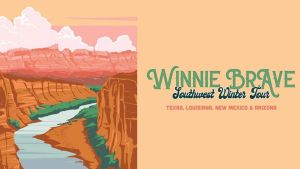 Winnie Brave Southwest Tour @ Flagstaff Brewing Company