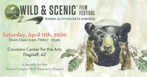Wild & Scenic Film Festival @ Coconino Center for the Arts