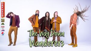 The Way Down Wanderers @ The Orpheum Theater