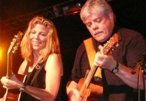 Terri Hendrix and Lloyd Maines @ Golden Sage Farm