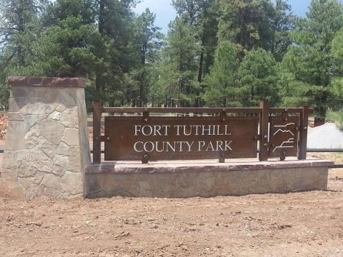 Fort Tuthill Coconino County Park