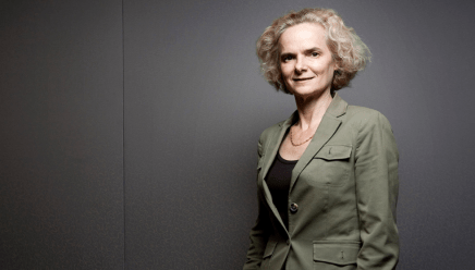 Dr. Nora Volkow, heads the National Institute