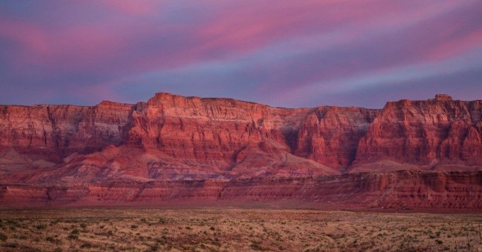 Vermilion Cliffs National Monument in Arizona is among the public lands which could be threatened by the appointment of William Perry Pendley to oversee the Bureau of Land Management. (Photo: Bureau of Land Management/Flickr/cc)