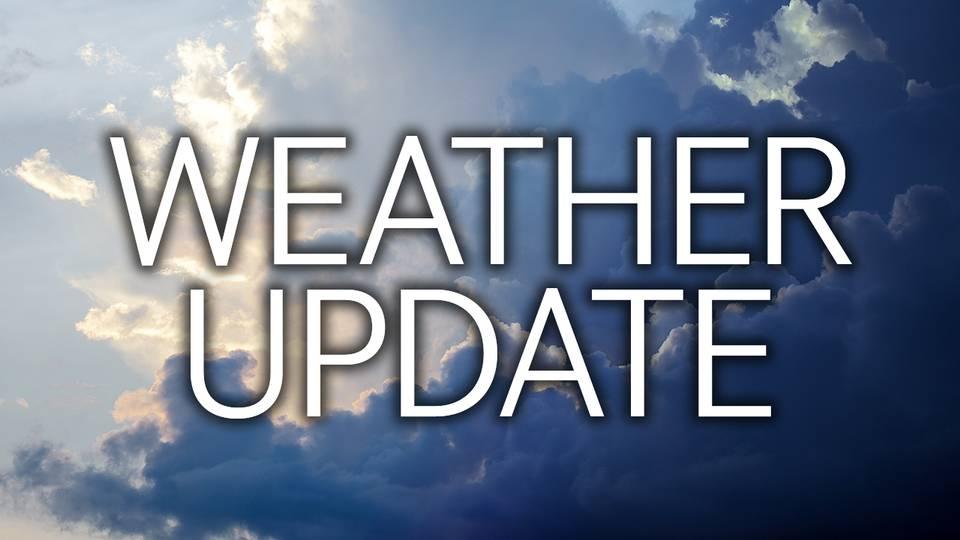 SAC weather dark generic update still chyron frame
