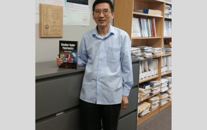 School of Meteorology Professor Guifu Zhang Publishes Book