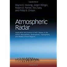 Meteorology Professors Publish New Book