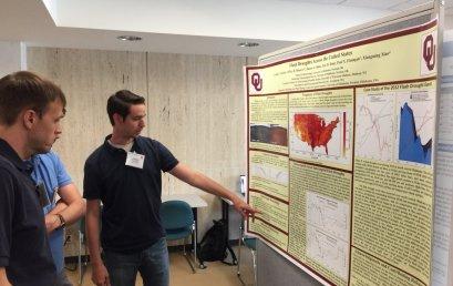 Jordan Christian Gives Invited Talk at North American Drought Monitor Forum