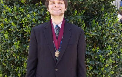 Senior Spotlight: Nicholas Goldacker