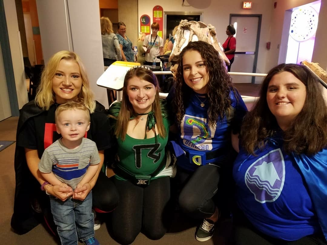 Weather Friends travel to NWA Annual Meeting