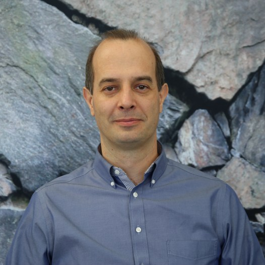 Faculty member Dr. Pierre Kirstetter leads the development of probabilistic precipitation retrievals
