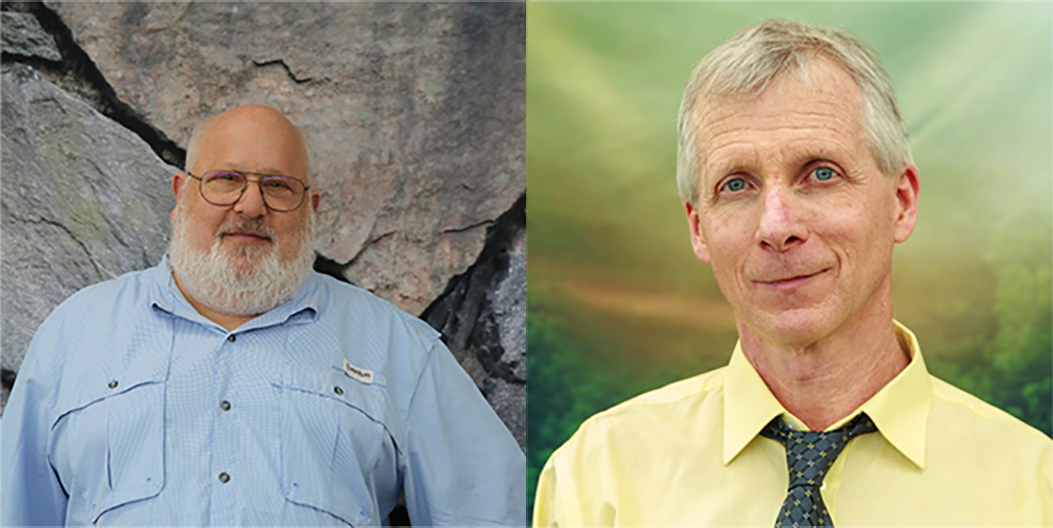 Faculty Retirements: Dr. Brian Fiedler and Dr. Alan Shapiro