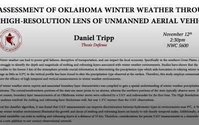 Daniel Tripp- Nov 12