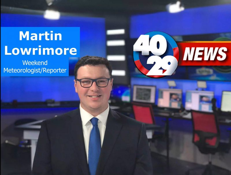 Senior Spotlight May 2020 – Martin Lowrimore
