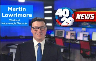 Senior Spotlight May 2020 – Martin Lowrimore