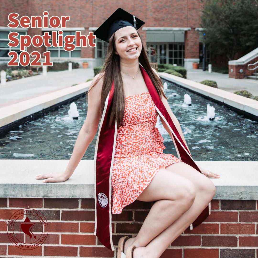 Senior Spotlight May 2021 – Izzi Ariail
