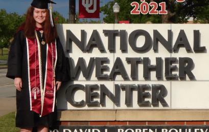Senior Spotlight May 2021 – Zoe Douglas