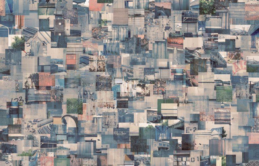 作品更新のお知らせ:『人為的アルゴリズムで最高に街な画像を作ろう!』
