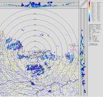 ¿Cómo funcionan los radares meteorológicos? Principios básicos