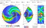 Eyección de masa coronal solar pudiera llegar hoy a La Tierra. En aviso por Tormenta Geomagnética