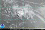 Tormenta Tropical Dorian se debilita mientras trata de avanzar al Nororiente del Caribe