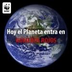 A 134 días para que termine el año, ya hemos agotado los recursos que el planeta es capaz de regenerar anualmente