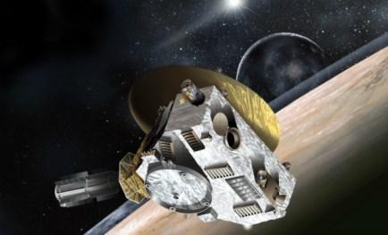 Nave espacial de la NASA, New Horizons