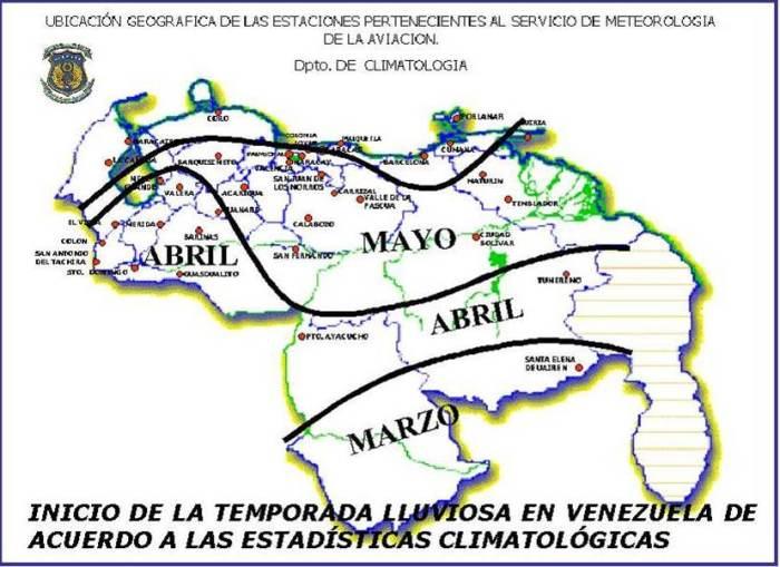 ¿Comenzó el período lluvioso en Venezuela? ¿Qué se prevé ésta temporada?