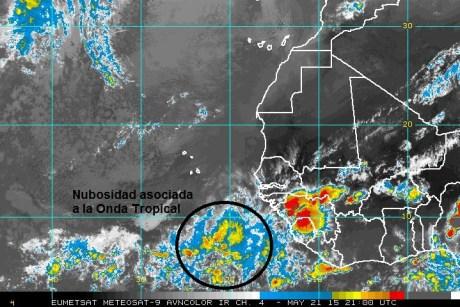 Primera Onda Tropical en El Atlántico, temporada 2015