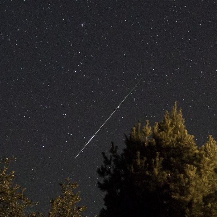 Las mejores capturas de las «lágrimas de San Lorenzo» o lluvia de meteoritos de las Perseidas