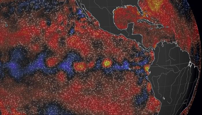 El chance del fenómeno La Niña disminuye por lo que el calor en el planeta puede seguir rompiendo récords