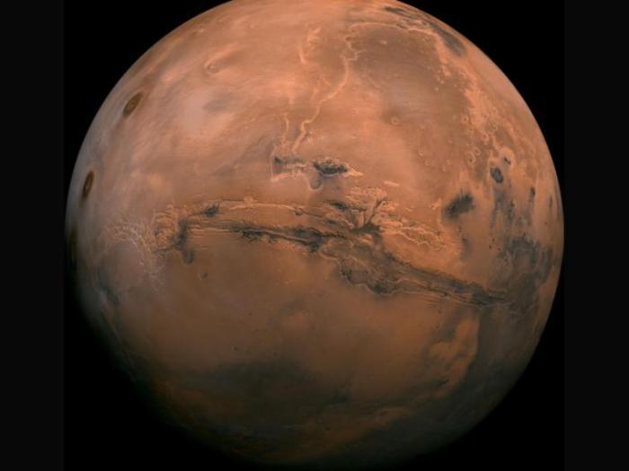 Hoy Marte se encontrará en el punto más cercano a La Tierra desde el 2003. Día especial para observarlo!