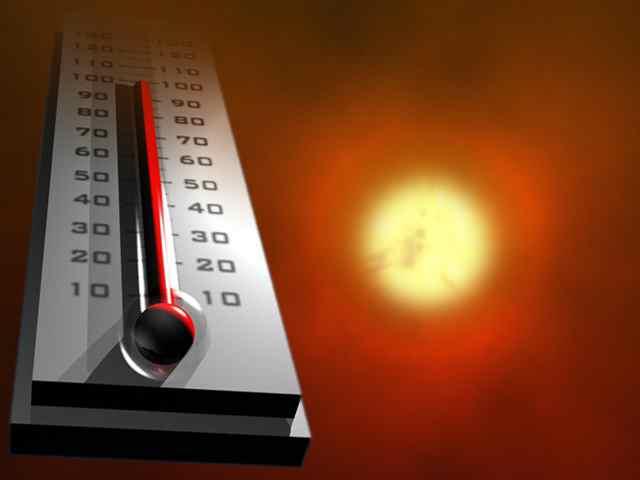 Atentos: se acercan los días de más calor en éste semestre! La declinación solar perpendicular se hará sentir en varias regiones de Venezuela