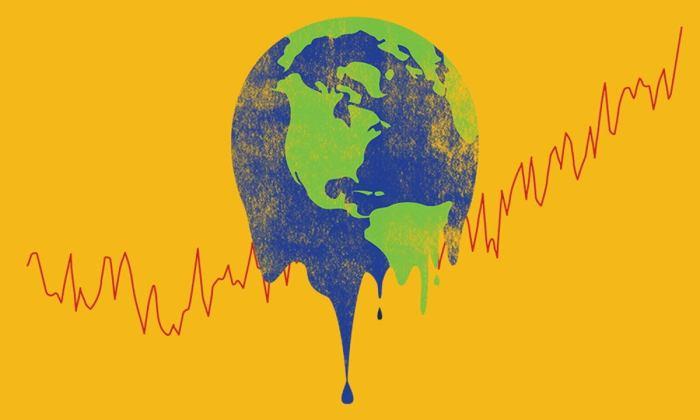 Preocupante ¿Cuáles fueron las marcas que estableció el pasado mes, incluyendo el enero más cálido registrado en el mundo?