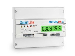 3 MOD CT Three Phase Modbus Meter CE approved DIN mount