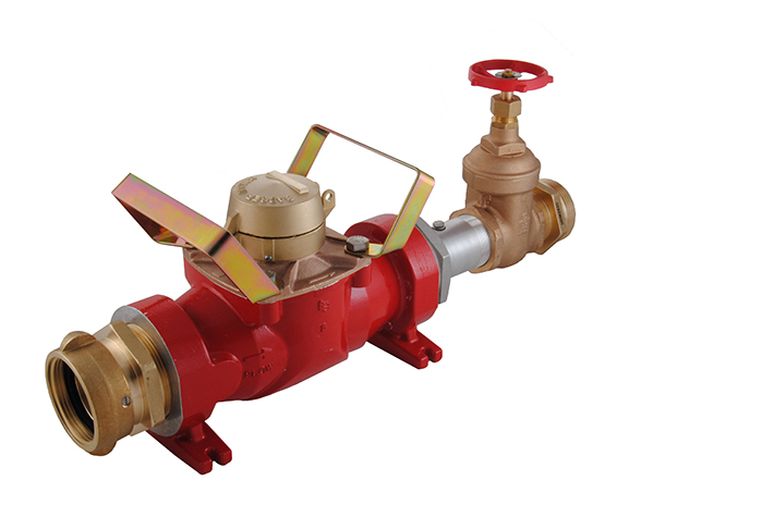fire hydrant water meters