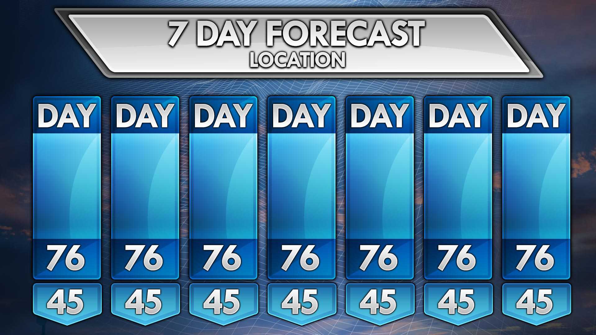 Create Your Own Weather Map.Forecast Templates Weather Forecast Graphics Metgraphics Net