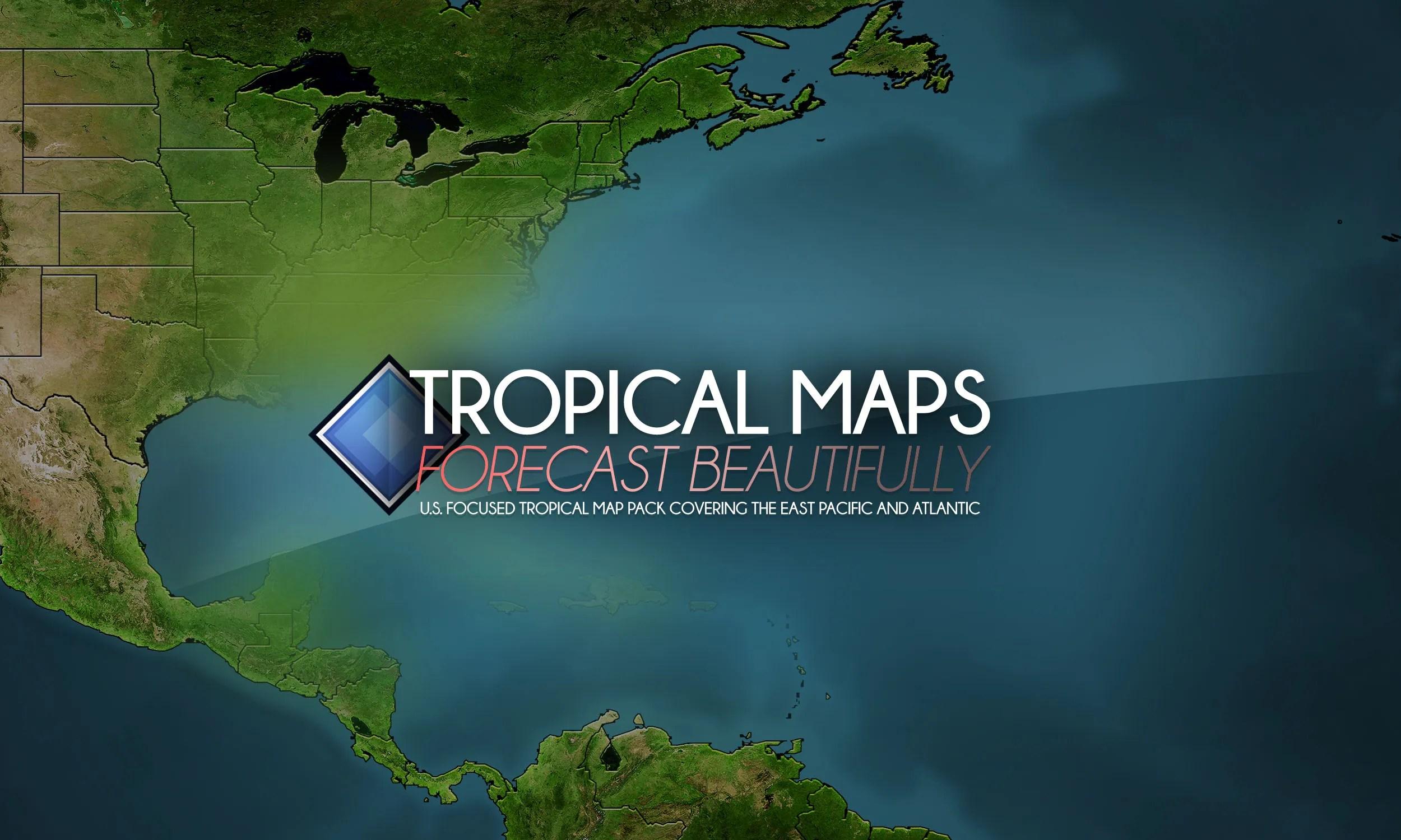 Tropical Maps