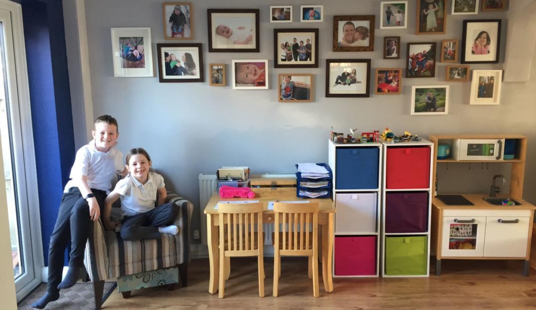 Our Budget Living Room Makeover