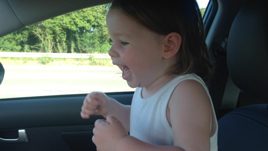 Coping with Car Sick Children – More Reasons to Treasure Every Moment!