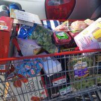 La mia spesa italiana in America