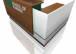 Nursing Desk Concept