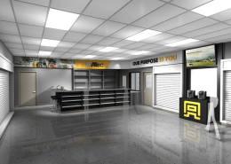 Store Rendering